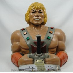 He-man Power Tester Shop Display, Mattel 1984