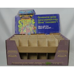 empty Slime Pit Store Display, Mattel 1986