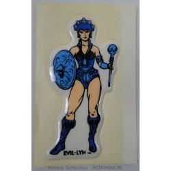 Kellogs sticker Nr.5 Evil Lyn