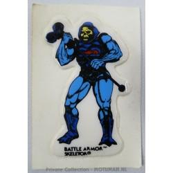 Kellogs sticker Nr.4 BA Skeletor
