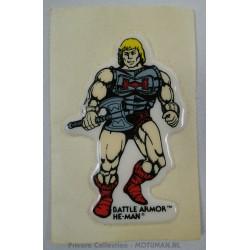 Kellogs sticker Nr.3 BA He-man