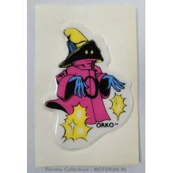 Kellogs sticker Nr.2 Orko