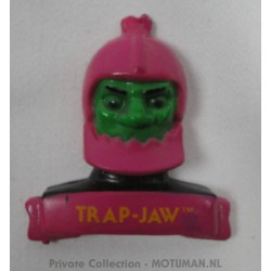 magnet Nr.11 Trap Jaw, Mattel 1984, possible Gum Ball Toy