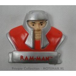 magnet Nr.10 Ramman, Mattel 1984, possible Gum Ball Toy