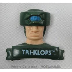magnet Nr.9 Tri-Klops, Mattel 1984, possible Gum Ball Toy