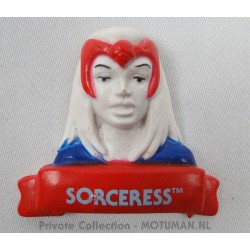 magnet Nr.7 Sorceress, Mattel 1984, possible Gum Ball Toy