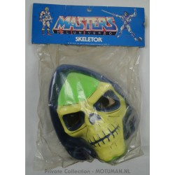 Skeletor carnival mask MIP