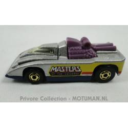 Hotwheels MOTU loose, 1980
