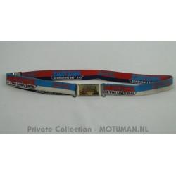 elastic MOTU Belt with magnetic belt buckle,