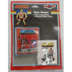 He-man Note Keeper MOC - Studie Buddies 1984