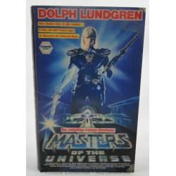 MOTU MOVIE VHS German, 3D Cover