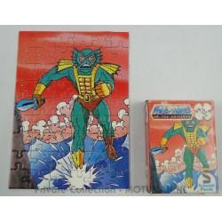 mini Schmidt puzzel 12,5x17,5cm, Merman