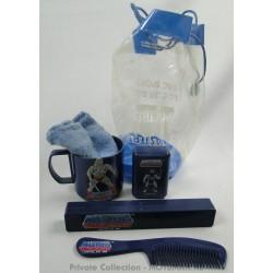 Locker Bag: zakje, beker, zeephouder, tandenborstelhouder