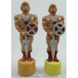 Shampoo bottle, Soakys He-man 1984-85