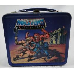Lunchbox classic Heman Skeletor + Bottle, Aladdin 1983