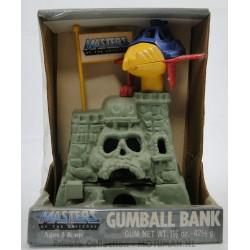 Gumball Bank - Castle Greyskull and Talon Fighter MIB