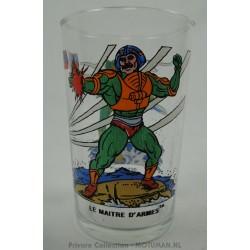 mosterd glas Man-at-Arms - Merman