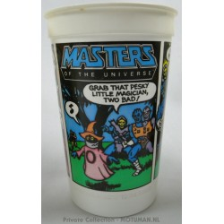 Burger King Cup No3 - He-man and Roboto to the rescue