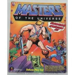 MOTU Colorforms Adventure Set - Deluxe magnetic Play set, Colorforms 1983