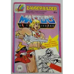 MOTU He-man Orko - Magic pads, 24 Zauberbilder, Remus 1988