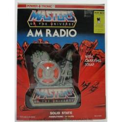 AM RADIO MIB Axe, Shield &Sword, Power Tronic 1984