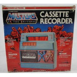 Cassete Recorder MIB, Power Tronic 1984