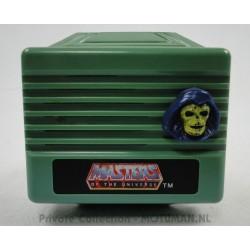 Skeletor wrist radio, 1985