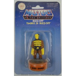 Buzz Off Stamp MOC, Mattel 1985