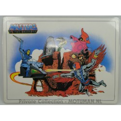 He-man Placemat 4/4, Icarus 1983