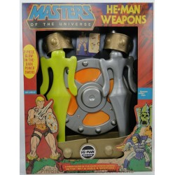 He-man Weapon Set MIB, Thomas Salter Toys Scotland 1983