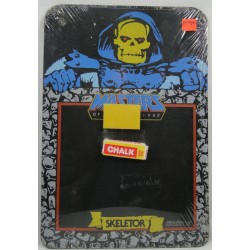 Skeletor Chalkboard MIP, Mattel 1984