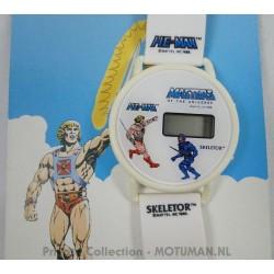 He-man Digital Watch MIP 1/4, Citron 1988