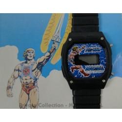 He-man Digital Watch MIP 2/4, Citron 1988