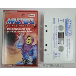 Tape Casette nr 37, Das Zauberschwert des Bosen, Europa 1987