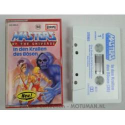 Tape Casette nr 36, Das Zauberschwert des Bosen, Europa 1987