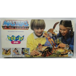 He-man Pop-Up board game NL, Schmidt 1984