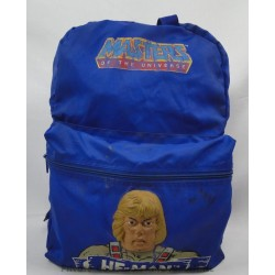 He-man backpack with 3D head,