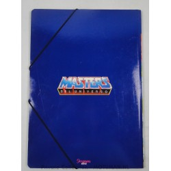 He-man strong Portfolio A4, Josman 1984