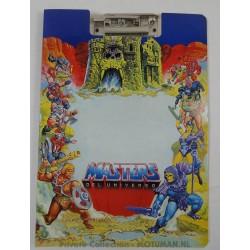 He-man strong Clip Board A4, Josman 1984
