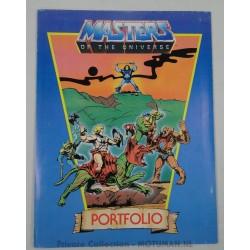 He-man Portfolio A4 1/3, Plymouth 1983
