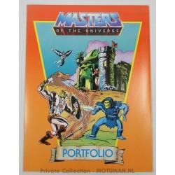 He-man Portfolio A4 3/3, Plymouth 1983