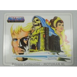 He-man Placemat 6/6, Icarus 1983
