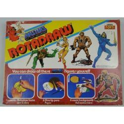 He-man Rotadraw MIB, Salters Toys 1984