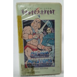 He-man VHS To Save Skeletor, Magic Window 1984