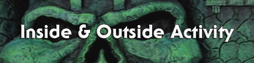 Inside & Outside Activity