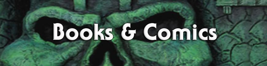 Books & Comics